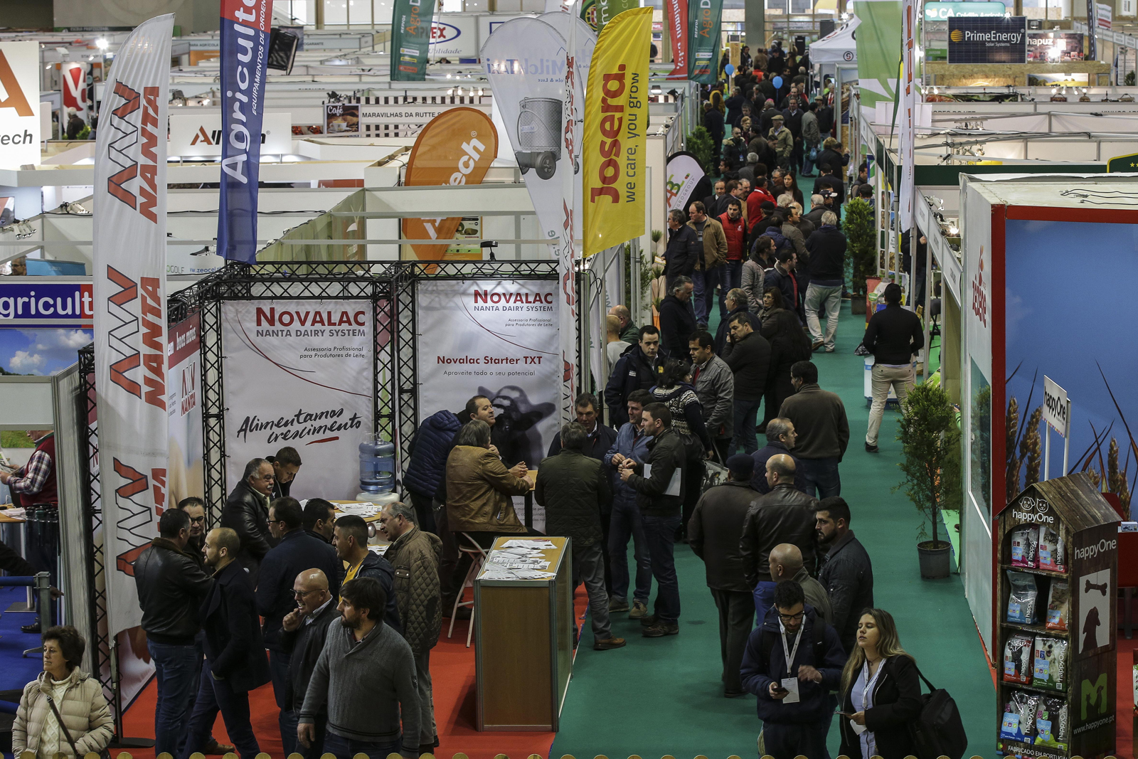 A AGRO é a maior feira do sector primário do Norte do país e da Galiza e é a única, ao nível nacional, que faz parte da EURASCO (European Federation of Agricultural Exhibitions and Show Organizers)