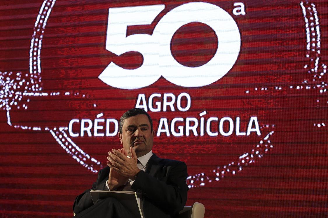 Eng.º Licínio Pina, Presidente do Conselho de Administração Executivo do Crédito Agrícola, marcou presença no painel da sessão de abertura