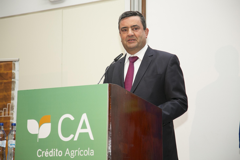 Presidente do Conselho de Admnistração executivo do CA